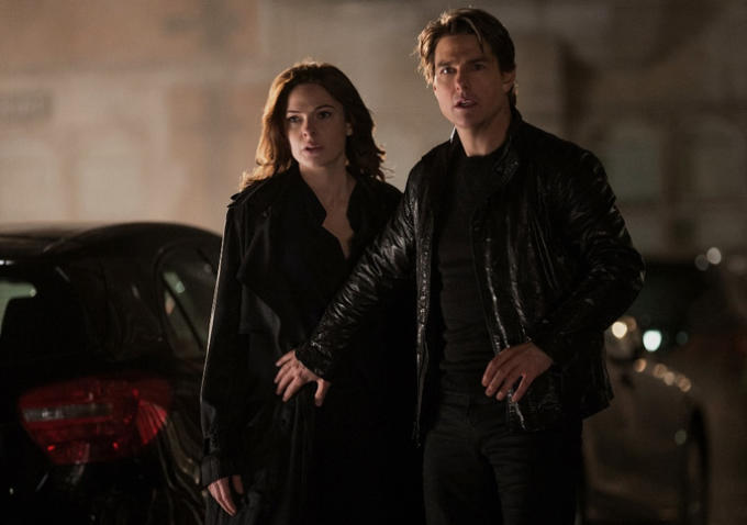 Latest Mission: Impossible - Rogue Nation Stills Promise A Globe-Trotting Adventure