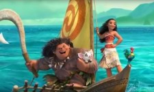 Moana Teaser Offers Fleeting Glimpse At Disney's Maritime Adventure