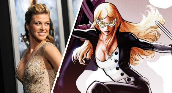 Adrianne Palicki Joins Agents Of S.H.I.E.L.D. As Mockingbird