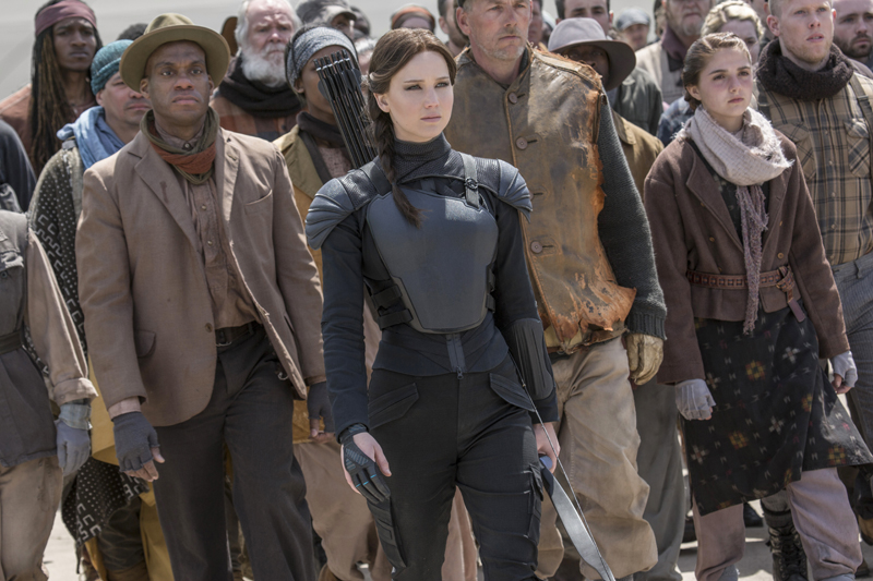 Brace For The End With New TV Spot For The Hunger Games: Mockingjay - Part 2