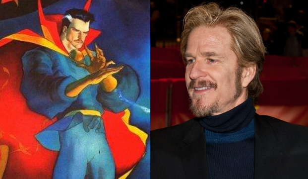 Matthew Modine Is Campaigning To Play Marvel's Doctor Strange