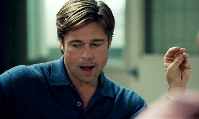 Moneyball 5 Things Brad Pitt Has Adopted That Have Made His Masculinity Incredibly Intimidating
