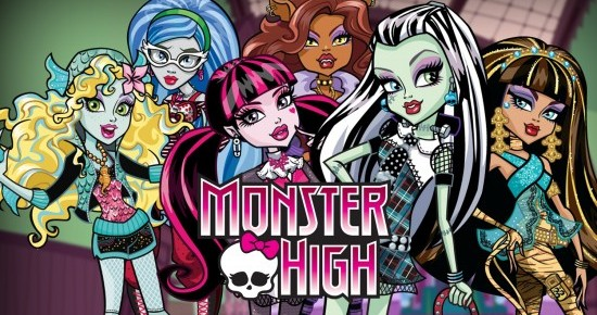 Gossip Girl Creators Will Take On A Live-Action Monster High Film