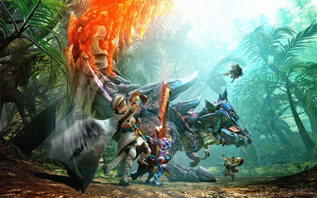 Monster Hunter Generations Release Date Confirmed For Summer