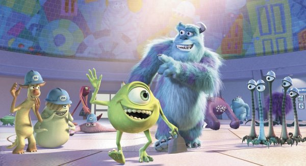 Monsters, Inc. 3D Gets An Eye-Popping Trailer