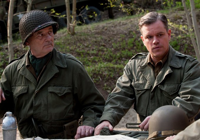 The Monuments Men Gets A New Trailer, TV Spot, And Images