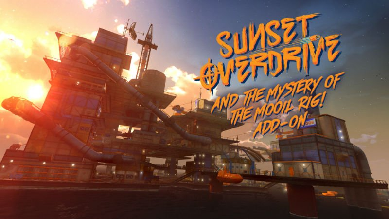 Sunset Overdrive and the Mystery of the Mooil Rig! DLC