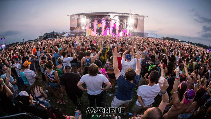 Moonrise Festival Announces Stacked Phase One Lineup