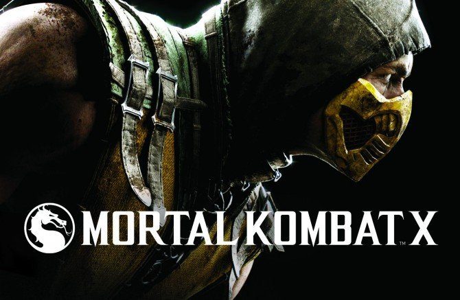 Get Over Here: Box Art For Mortal Kombat X Revealed As Pre-Orders Open