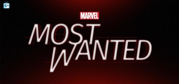 Marvel's Most Wanted Adds Oded Fehr & Fernanda Andrade; First Logo Revealed