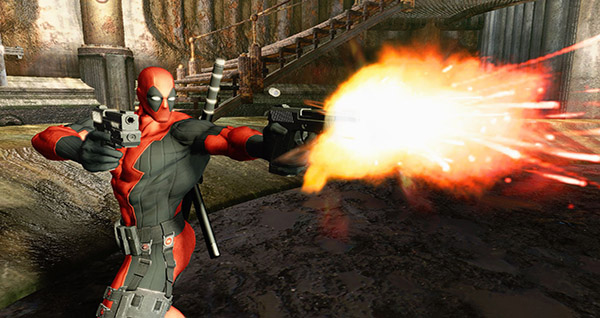 Move Deadpool Game Unveils New Screenshots