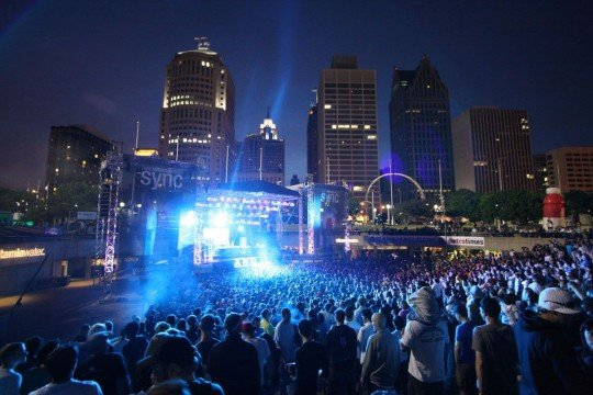 The Oldest Electronic Music Act Alive Tops Movement Detroit's Phase 1 Lineup
