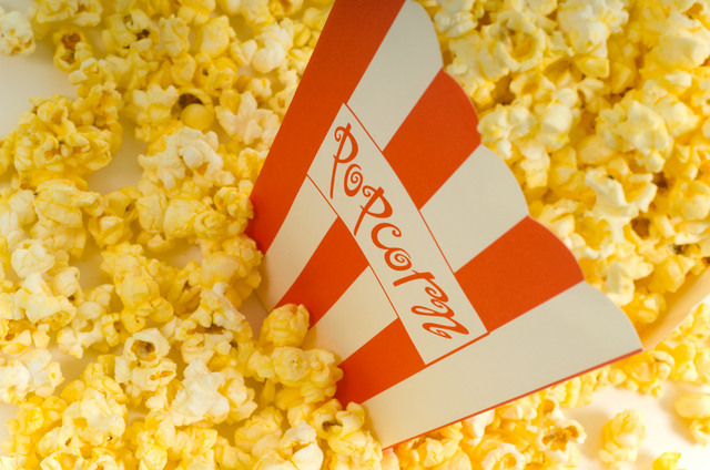 Movie popcorn 9 Ways In Which Movies Are Like Church