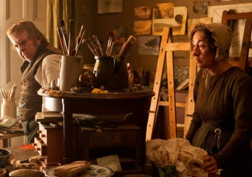A Discussion With Timothy Spall And Mike Leigh On Mr. Turner