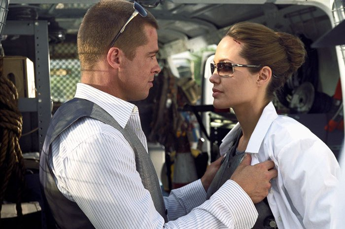 Mr and Mrs Smith mr and mrs smith 2253569 700 464 We Got This Covereds Top 100 Action Movies