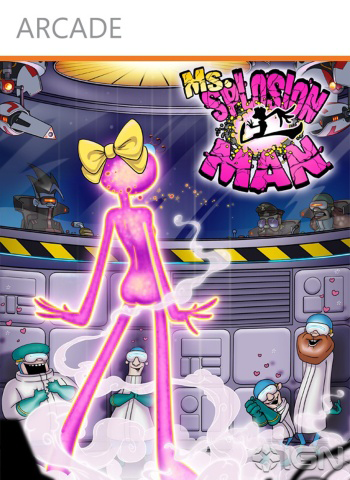 Ms. Splosion Man Review