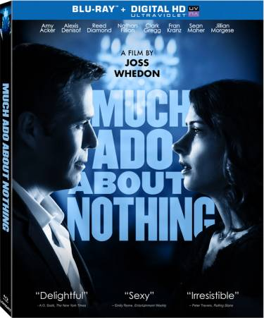 Much Ado About Nothing Blu-Ray Review