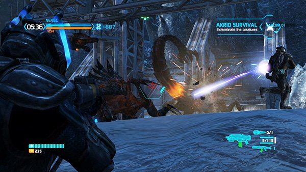 Prepare For Space Bug Slaughtering In Lost Planet 3's Multiplayer