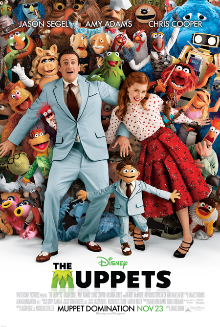 The Muppets Final Movie Poster