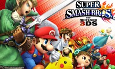 Check Out These New TV Spots For 3DS Super Smash Bros.