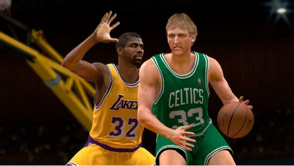 NBA 2K13 Announced With Launch Date