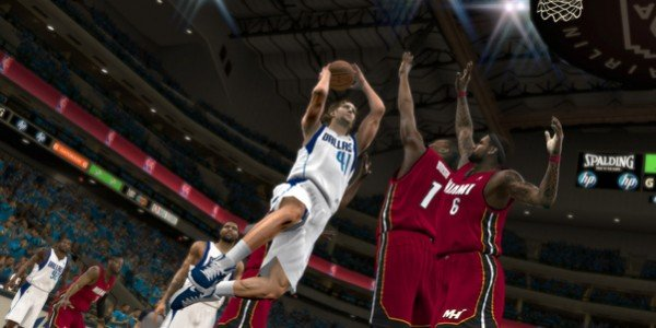 NBA 2K13 Will Crash The Boards With Kinect, PS Move Will Sit This One Out
