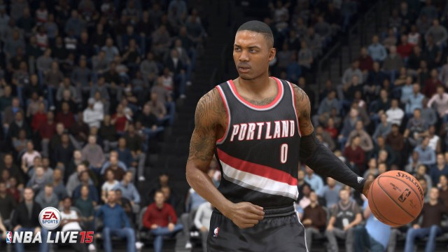 NBA Live 15 Review