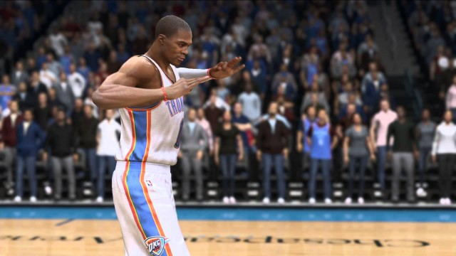 Nba 2k16 Will Take To The Court In September
