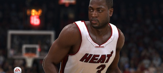 NBA Live 15 Lays In A New Offense-Based Trailer