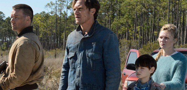 Exclusive Interview: Michael Shannon Talks Midnight Special
