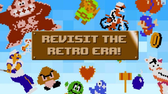 Nintendo Beckons Gamers Down Memory Lane With NES Remix For Wii U