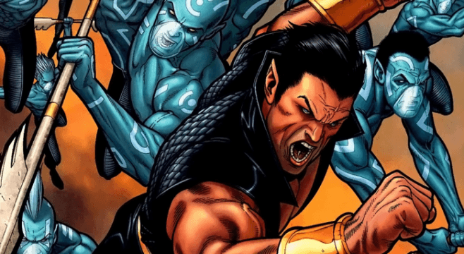 It Sounds Like The Rights To Namor The Sub-Mariner Are Back At Marvel Studios