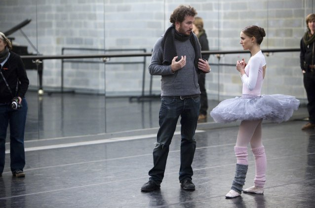 Darren Aronofsky Answers The Controversy About Natalie Portman's Dancing In Black Swan