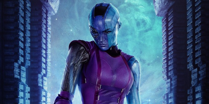 Guardians Of The Galaxy Vol. 2 Director James Gunn Wants A Solo Movie For Nebula