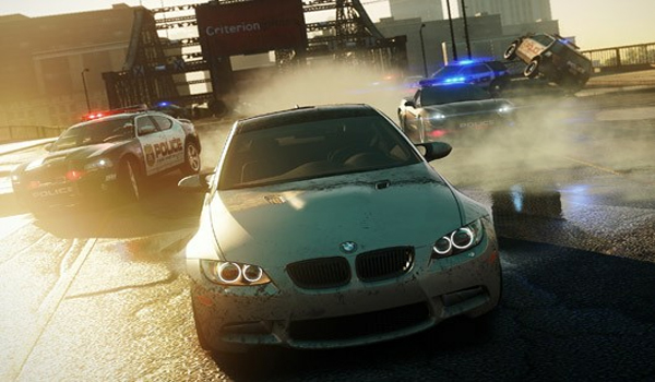 Criterion Clutching Need For Speed: Most Wanted For Their Next Title