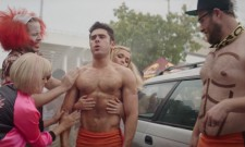 Zac Efron Gets Oiled Up In Latest Clip For Neighbors 2: Sorority Rising