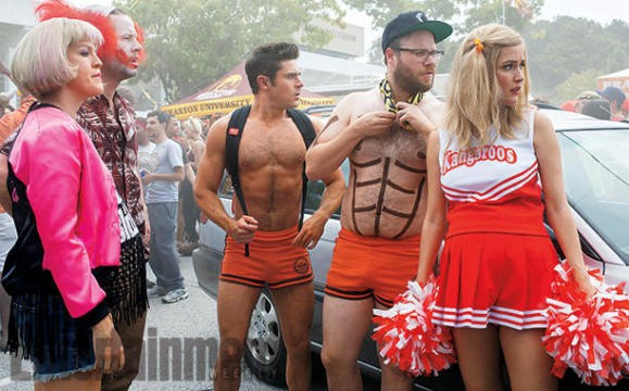 First Official Image From Neighbors 2: Sorority Rising