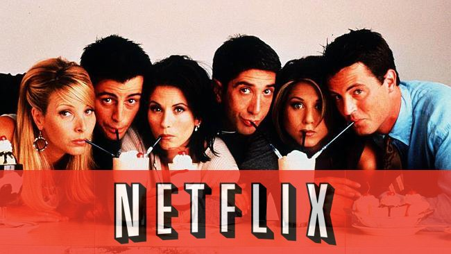 I'll Be There For You: Netflix Acquires All 10 Seasons Of Friends