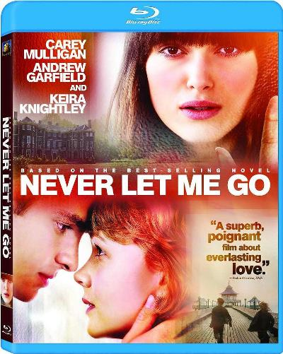 Never Let Me Go Blu-Ray Review