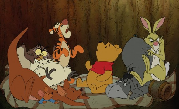 Live-Action Winnie The Pooh Movie In The Works At Disney