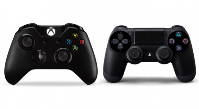 PlayStation 4 And Xbox One Controllers Now Available To Pre-Order Over On Amazon