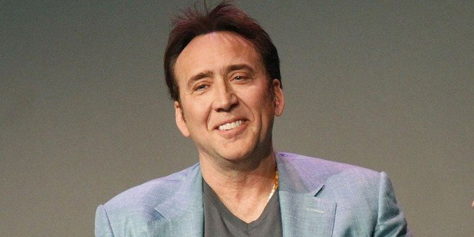 "Nicolas Cage Will Go ""Off The Rails"" For Psycho Parents Flick Mom And Dad"