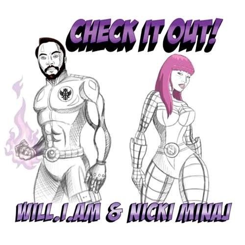 Nicki Minaj Releases 'Check It Out' Music Video