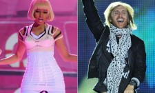 David Guetta And Nicki Minaj Get Ready To Shock The World