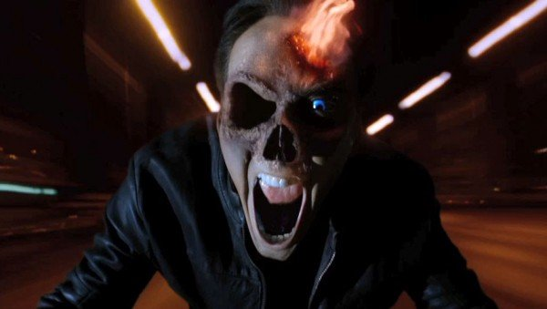 Nicolas Cage in Ghost Rider Spirit of Vengeance 2012 Movie Image e1325104638595 Ghost Rider: Spirit Of Vengeance Review