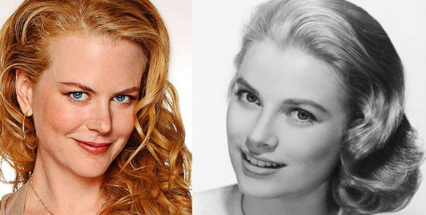 Nicole Kidman May Play Grace Kelly In Olivier Dahan's Grace Of Monaco
