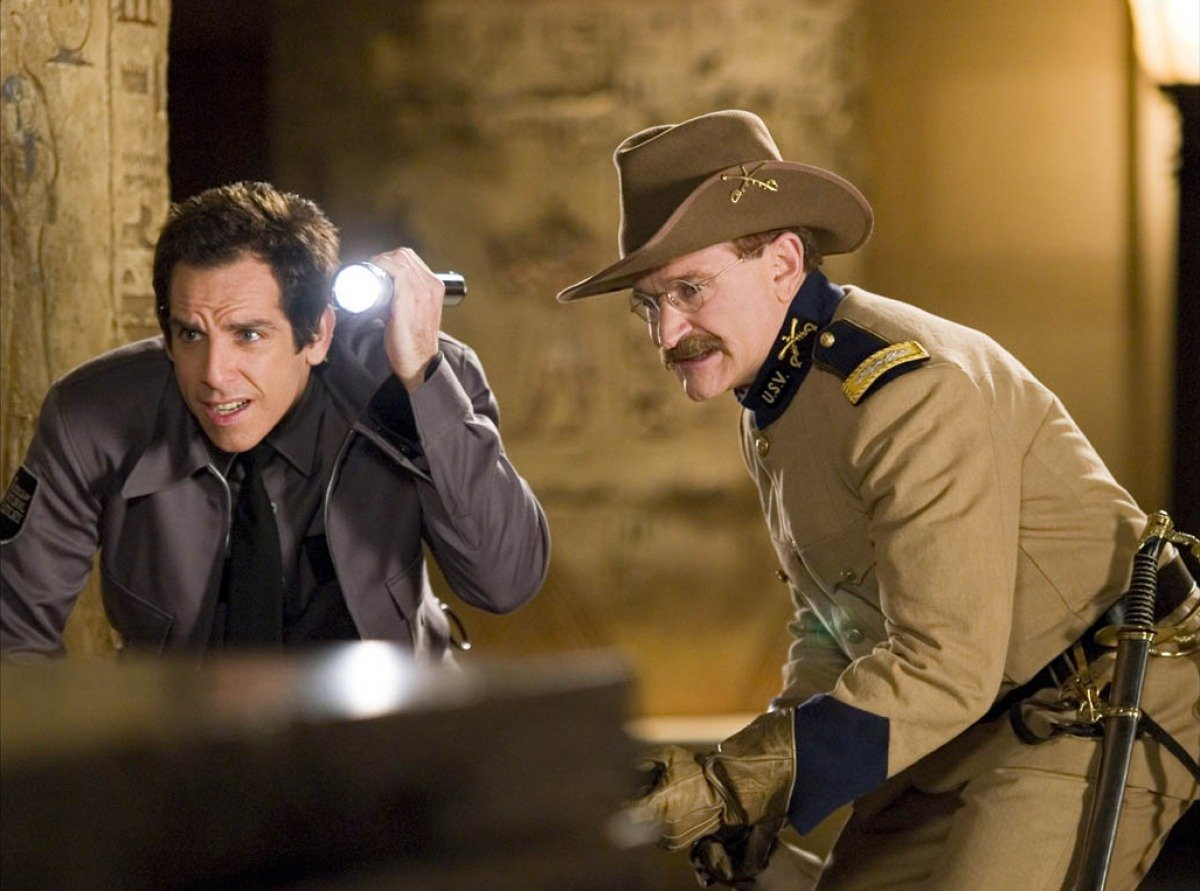 Night At The Museum: Secret Of The Tomb Poster Teases One Final Night Of Madness