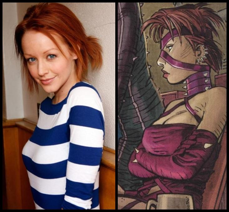 lindy booth the librarians