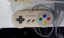 Rare Snaps Of PlayStation SNES Prototype Hint At What Could Have Been