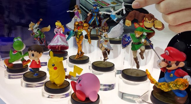 Nintendo Reveals UK Prices For First Batch Of Amiibo Figurines